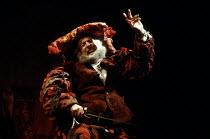 HENRY IV part i   by Shakespeare   set design: Bob Crowley   costumes: Deirdre Clancy   lighting: Alan Burrett   director: Adrian Noble ~Eastcheap: Robert Stephens (Sir John Falstaff)~Royal Shakespear...