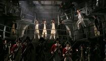 BILLY BUDD   music: Benjamin Britten   libretto: E.M. Forster & Eric Crozier   conductor: Andrew Davis   design: Christopher Oram   lighting: Paule Constable   original director: Michael Grandage   w...