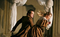 LE NOZZE DI FIGARO   (The Marriage of Figaro)   by Mozart   conductor: John Eliot Gardiner   design: Tanya McCallin   lighting: Paule Constable   director: David McVicar ~the Count strikes the Countes...
