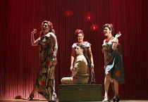 FROM HERE TO ETERNITY - The Musical   based on the novel by James Jones   music: Stuart Brayson   lyrics: Tim Rice   book: Bill Oakes   design: Soutra Gilmour   lighting: Bruno Poet   choreography: Ja...