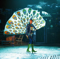 HOW THE WHALE BECAME   music: Julian Philips   libretto: Edward Kemp   design: Tom Scutt   lighting: James Farncombe   director: Natalie Abrahami ~James McCoran-Campbell (Peacock)~Linbury Studio Theat...