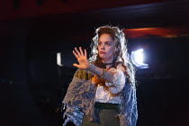 THE EL. TRAIN   by Eugene O'Neill ~'The Web' - directed by Sam Yates: Ruth Wilson (Rose Thomas)~Hoxton Hall, London N1   12/12/2013