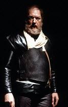 ANTONY AND CLEOPATRA   by Shakespeare   design: Nadine Baylis   lighting: Leo Leibovici   director: Adrian Noble ~Michael Gambon (Mark Antony) ~Royal Shakespeare Company (RSC) / The Other Place, Strat...