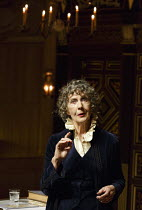 ELLEN TERRY WITH EILEEN ATKINS - SHAKESPEARE'S WOMEN ~Eileen Atkins ~Sam Wanamaker Playhouse / Shakespeare's Globe (SG), London SE1   20/01/2014