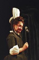 THE PROVOK'D WIFE   by Sir John Vanbrugh   set design: John Gunter   costumes: Laura Hopkins   lighting: Mark Henderson   director: Lindsay Posner   Janine Duvitski (Madamoiselle)  The Peter Hall Co...