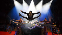 FAME The Musical 2014 UK Tour