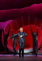 I CAN'T SING!   by Harry Hill & Steve Brown   set design: Es Devlin   costumes: Leah Archer   lighting: Jon Clark   choreography: Kate Prince   director: Sean Foley ~Billy Carter (Gerrard)~London Pall...