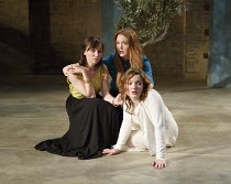 THREE SISTERS Southwark Playhouse 2014
