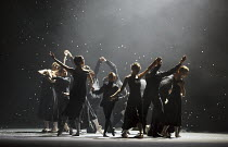 THE WINTER'S TALE   after Shakespeare   choreography: Christopher Wheeldon   music: Joby Talbot   design: Bob Crowley   lighting: Natasha Katz   conductor: David Briskin ~opening image, the court of L...