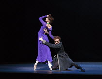 THE WINTER'S TALE   after Shakespeare   choreography: Christopher Wheeldon   music: Joby Talbot   design: Bob Crowley   lighting: Natasha Katz   conductor: David Briskin ~Lauren Cuthbertson (Hermione,...