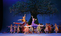 THE WINTER'S TALE   after Shakespeare   choreography: Christopher Wheeldon   music: Joby Talbot   design: Bob Crowley   lighting: Natasha Katz   conductor: David Briskin ~Bohemia: Steven McRae (Floriz...