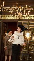 THE MALCONTENT   by John Marston   director: Caitlin McLeod  ~Joseph Marshall (Malevole)~The Globe Young Players / Sam Wanamaker Playhouse / Shakespeare's Globe (SG), London SE1   10/04/2014