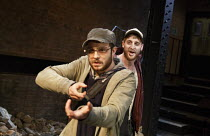 WAITING FOR GODOT Arcola 2014