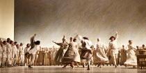 EUGENE ONEGIN   music: Tchaikovsky   libretto: after Pushkin   conductor: Omer Meir Wellber   design: Richard Hudson   lighting: Matthew Richardson   choreography: Ron Howell   director: Graham Vick...
