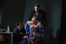 MARIA STUARDA   by Donizetti   after Schiller   conductor: Bertrand de Billy   set design: Christian Fenouillat   costumes: Agostino Cavalca   lighting: Christophe Forey   directors: Moshe Leiser & Pa...