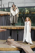 The Ring Cycle Plays   THE RHINE GOLD   devised by Phil Willmott & Mervyn Millar   adapted from the librettos by Richard Wagner by Phil Willmott & Lisa Kuma   set & costume design: Sara Perks   puppet...