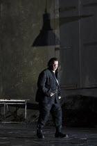 OTELLO   by Verdi   after Shakespeare   conductor: Edward Gardner   design: Jon Morrell   lighting: Adam Silverman   director: David Alden ~Stuart Skelton (Otello)~English National Opera (ENO) / Londo...