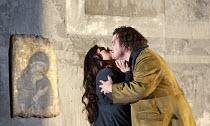 OTELLO   by Verdi   after Shakespeare   conductor: Edward Gardner   design: Jon Morrell   lighting: Adam Silverman   director: David Alden ~Leah Crocetto (Desdemona), Stuart Skelton (Otello)~English N...