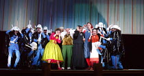 IL BARBIERE DI SIVIGLIA   (The Barber of Seville)   by Rossini   conductor: Mark Elder   set design: Christian Fenouillat   costumes: Agostino Cavalca   lighting: Charles Edwards   directors: Patrice...