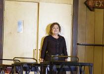 LA FANCIULLA DEL WEST (THE GOLDEN GIRL OF THE WEST)   by Puccini   conductor: Keri-Lynn Wilson   set design: Miriam Buether   costumes: Nicky Gillibrand   lighting: Mimi Jordan Sherin   choreographer:...