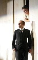 THE TRIAL   music: Philip Glass   libretto: Christopher Hampton   after the novel by Kafka   conductor: Michael Rafferty   design: Simon Barham   lighting; Ace McCarron   director: Michael McCarthy...