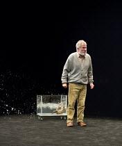 THE WILD DUCK   by Simon Stone & Chris Ryan after Ibsen   set design: Ralph Myers   costumes: Tess Schofield   lighting: Niklas Pajanti   director: Simon Stone ~Richard Piper (Ekdal), Deirdre (The Duc...