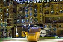 SUNNY AFTERNOON   original story, music & lyrics: Ray Davies   writer: Joe Penhall   design: Miriam Buether   lighting: Rick Fisher   choreographer: Adam Cooper   director: Edward Hall ~stage,set,empt...