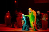 DAS RHEINGOLD   by Wagner   conductor: Valery Gergiev   set design: George Tsypin   costumes: Tatiana Noginova   lighting: Gleb Filshtinsky   production concept: Valery Gergiev & George Tsypin   l-r:...