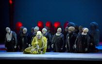 DAS RHEINGOLD   by Wagner   conductor: Valery Gergiev   set design: George Tsypin   costumes: Tatiana Noginova   lighting: Gleb Filshtinsky   production concept: Valery Gergiev & George Tsypin   Edem...