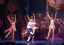CINDERELLA   written by Eric Potts   choreographer: Lizzi Gee   director: Ian Talbot Wayne Sleep (Dandini)New Wimbledon Theatre, London SW19   09/12/2014  Donald Cooper/Photostage   donald@photostage....