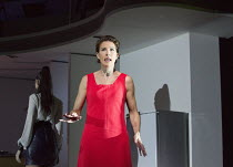 WOMEN ON THE VERGE OF A NERVOUS BREAKDOWN - The Musical   adapted from the film by Pedro Almodovar based on Jean Cocteau's 'The Human Voice'   music & lyrics: David Yazbek   book: Jeffrey Lane   set d...