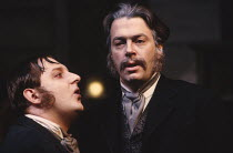 THE STRANGE CASE OF DR JEKYLL AND MR HYDE   by Robert Louis Stevenson   in a new version by David Edgar   set design: Carl Toms   costumes: Johan Engels   lighting: David Hersey   director: Peter Wood...
