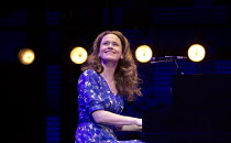 BEAUTIFUL   The Carole King Musical   book: Douglas McGrath   words & music: Gerry Goffin, Carole King, Barry Mann & Cynthia Weil   set design: Derek McLane   costumes: Alejo Viettii   lighting: Peter...