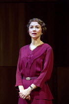 THE KING'S SPEECH   by David Seidler   design: Tom Piper   lighting: Oliver Fenwick   director: Roxanna Silbert   Claire Lams (Queen Elizabeth) co-production with Chichester Festival Theatre / Birming...