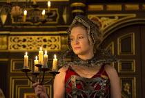 THE BROKEN HEART   by John Ford   design: Max Jones   director: Caroline Steinbeis Amy Morgan (Penthea)Sam Wanamaker Playhouse / Shakespeare's Globe (SG), London SE1   18/03/2015                   Don...