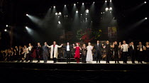 SWEENEY TODD: THE DEMON BARBER OF FLEET STREET   music & lyrics: Stephen Sondheim   book: Hugh Wheeler after Christopher Bond   conductor: David Charles Abell   set design: James Noone   costumes: Tra...