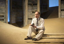 AH WILDERNESS!   by Eugene O'Neill   set design: Dickie Bird   costumes: Sussie Juhlin-Wallen   lighting: Charles Balfour   director: Natalie Abrahami David Annen (character unspecified)The Young Vic...
