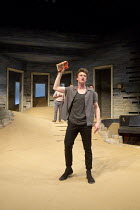 AH WILDERNESS!   by Eugene O'Neill   set design: Dickie Bird   costumes: Sussie Juhlin-Wallen   lighting: Charles Balfour   director: Natalie Abrahami George Mackay (Richard Miller)The Young Vic (YV),...