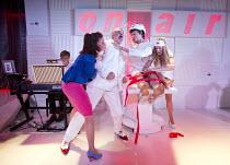 SHOCK TREATMENT   music: Richard Hartley   lyrics: Richard O'Brien   original book: Jim Sharman   adapted for the stage by Tom Crowley   set design: Tim Shortall   costumes: Xylona Appleton   lighting...