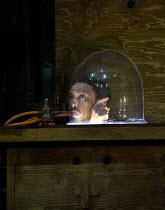 THE VIRTUES OF THINGS   music: Matt Rogers   libretto: Sally O'Reilly   conductor: Richard Baker   design: Giles Cadie   lighting: Matt Haskins   director: Bijan Sheibani   oxygen deprivation experime...