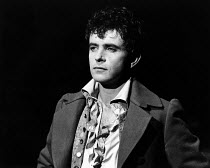 CHILDE BYRON   by Romulus Linney   design: Carl Toms   lighting: John B. Read   director: Frank Dunlop   David Essex (Lord Byron)  The Young Vic (YV), London SE1   06/1981                       Don...
