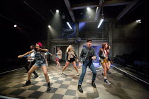CARRIE: THE MUSICAL   music: Michael Gore   lyrics: Dean Pitchford   book: Lawrence D. Cohen   based on the novel by Stephen King    design: Tim McQuillen-Wright   lighting: Tim Oliver   director & ch...