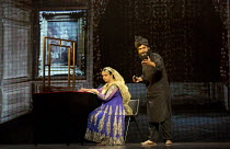 BEYOND BOLLYWOOD   written, choreographed & directed by Rajeev Goswami   original score: Salim-Sulaiman   lyrics: Irfan Siddiqui   Pooja Pant (The Mother), Sudeep Modak (The Father) London Palladium,...