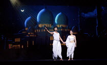 BEYOND BOLLYWOOD   written, choreographed & directed by Rajeev Goswami   original score: Salim-Sulaiman   lyrics: Irfan Siddiqui   Mohit Mathur (Raghav), Ana Ilmi (Shaily Shergill)  London Palladium,...