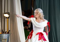 COSI FAN TUTTE   by Mozart   conductor: Douglas Boyd   design: Dick Bird   lighting: Bruno Poet   director: John Fulljames Kathryn Rudge (Dorabella)Garsington Opera at Wormsley / nr. High Wycombe, Eng...