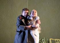 THE QUEEN OF SPADES ('Pique Dame')   by Tchaikovsky   after Pushkin   conductor: Edward Gardner   design: Gideon Davey   lighting: Wolfgang Goebbel   choreographer: Lorena Randi   director: David Alde...