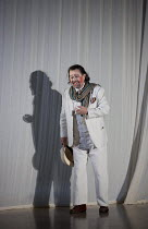 DEATH IN VENICE   by Benjamin Britten   conductor by Steuart Bedford   design: Kevin Knight   lighting: Bruno Poet   choreographer: Andreas Heise   director: Paul Curran ailing: Paul Nilon (Gustav von...