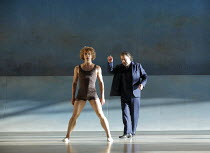 DEATH IN VENICE   music: Benjamin Britten   libretto: Myfanwy Piper   after Thomas Mann   conductor by Steuart Bedford   design: Kevin Knight   lighting: Bruno Poet   choreographer: Andreas Heise   di...