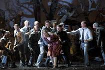 GUILLAUME TELL (WILLIAM TELL)   by Rossini   after Schiller   conductor: Antonio Pappano   set design: Paolo Fantin   costumes: Carla Teti   lighting: Alessandro Carletti   director: Damiano Michielet...
