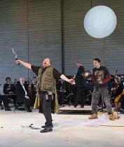 A MIDSUMMER NIGHT'S DREAM   by Shakespeare   with incidental music by Mendelssohn   conductor: Douglas Boyd   design: Rosanna Vize   lighting: Caroline Burrell   director: Owen Horsley   The Craftsmen...